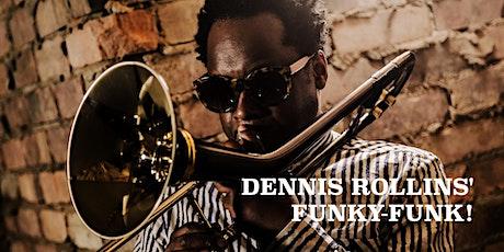 Bristol Jazz & Blues September Festival Present: Dennis Rollins tickets