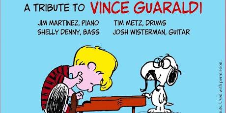 Jim Martinez- Tribute to Vince Guaraldi tickets