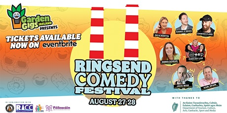 Ringsend Comedy Festival: 18:30 The Big Saturday Show with Enya Martin! tickets