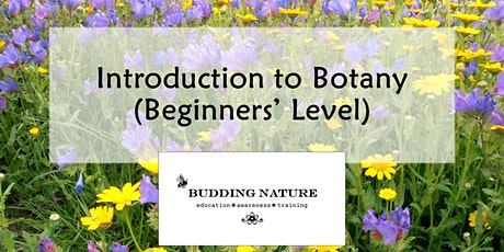 Introduction to Botany tickets