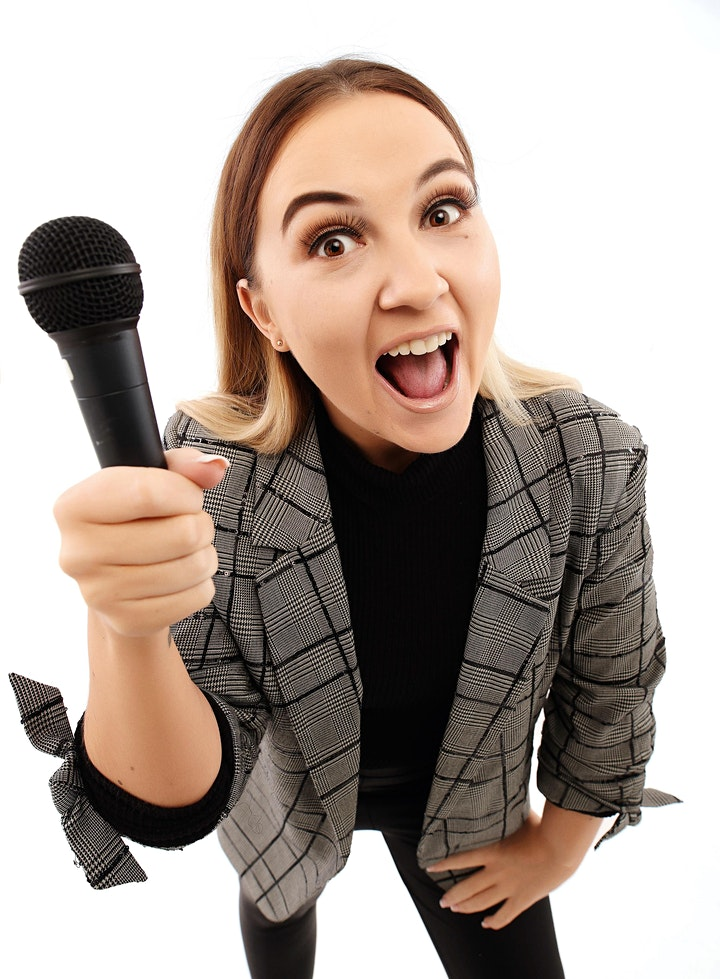 Ringsend Comedy Festival: 20:00 The Big Saturday  Show with Enya Martin! image