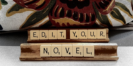 Editing Your Novel tickets