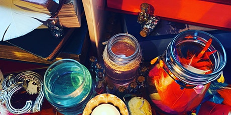 Potions: A Guided Creative Writing Workshop tickets