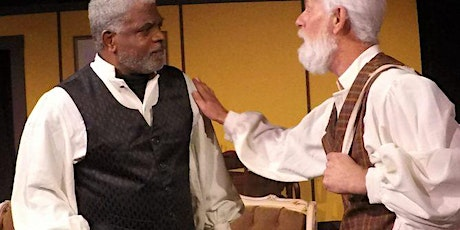 An Evening with Abolitionists Frederick Douglass and John Brown tickets
