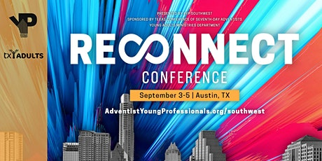 Reconnect Conference tickets