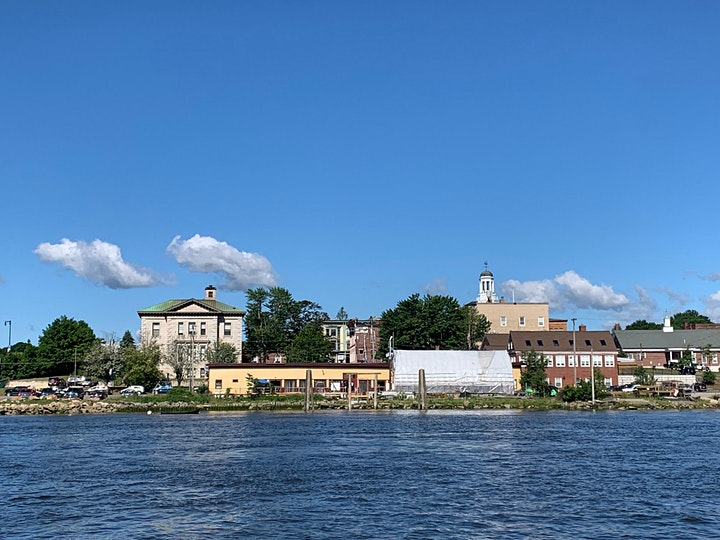 Historic Bath, Maine - the City of Ships - Walking Tour image