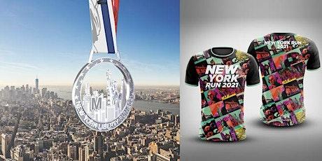 New York Liberty Virtual Run tickets