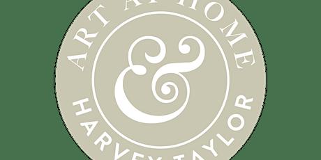 Harvey Taylor Exhibition Visit tickets