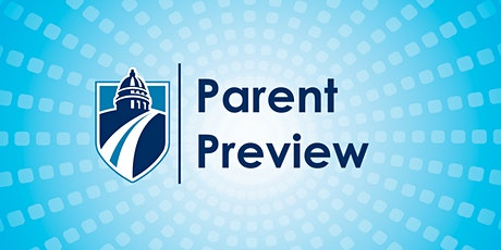 Parent Preview 2021 tickets
