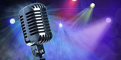 Words out Loud: Opposites Attract - Poetry Open Mic tickets