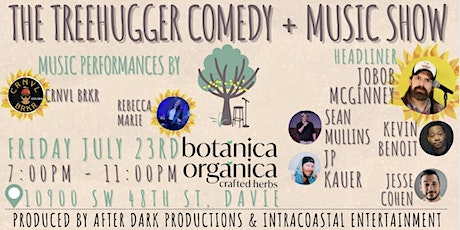 The Treehugger Comedy & Music Showcase tickets
