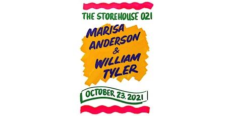 Marisa Anderson & William Tyler tickets