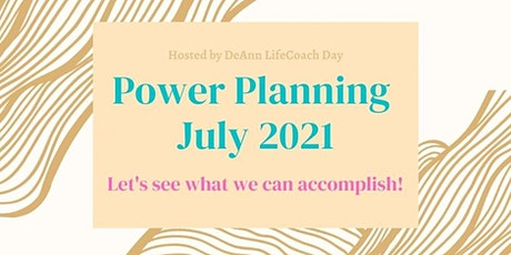 Power Planning Sessions tickets