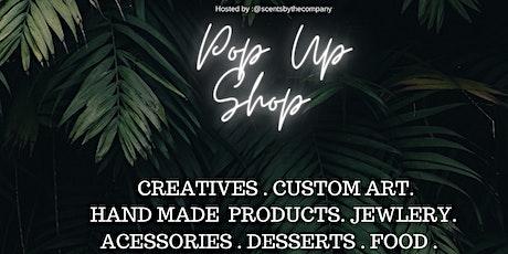 Creatives Pop Up Shop - tickets