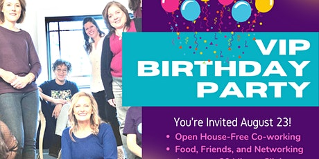 VIP Birthday Party tickets