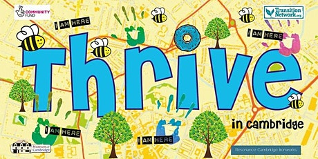 Thrive - envisioning a bright future for Cambridge tickets
