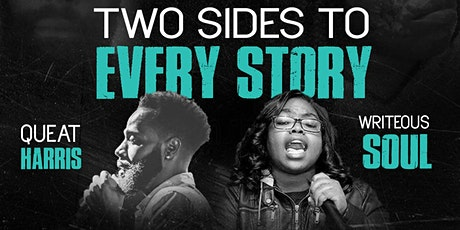 Two Sides To Every Story Poetry Experience tickets