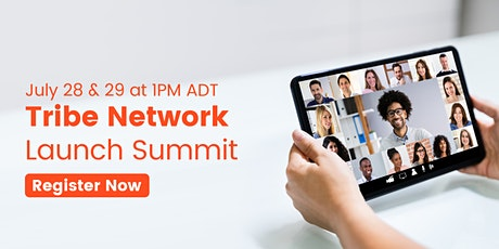 Tribe Network Launch Summit tickets