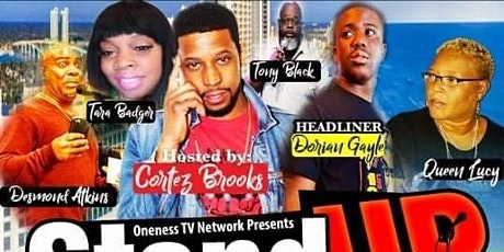 Stand Up Comedy TV DAYTONA BEACH LIVE Season 2 | Dinner & Show | TV taping tickets
