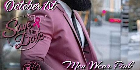 MEN WEAR PINK tickets