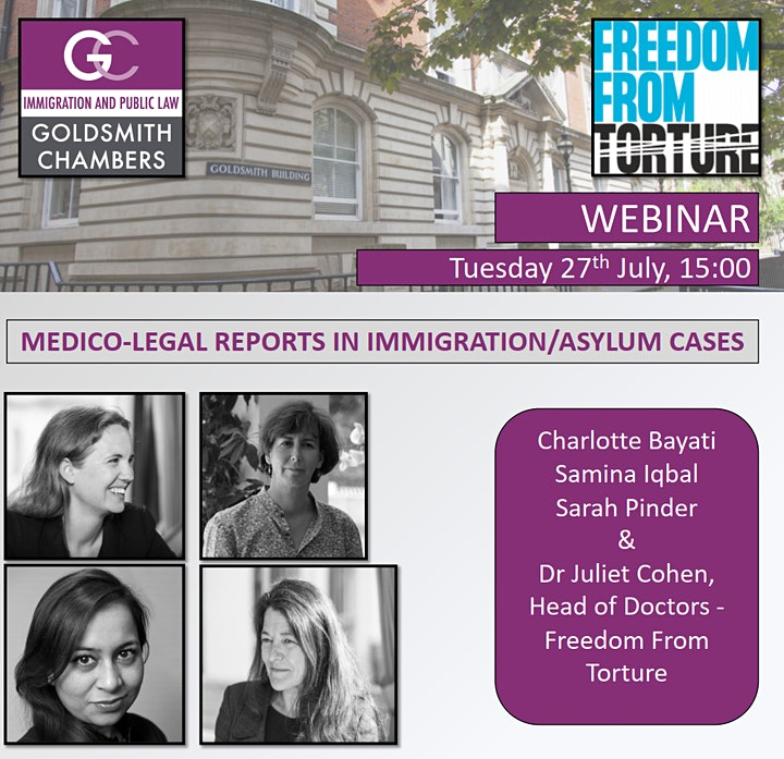 Medico-Legal Reports & their importance in immigration & asylum cases image