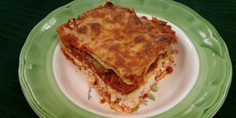 Making Fresh Ricotta and Creating Lasagna from Scratch tickets