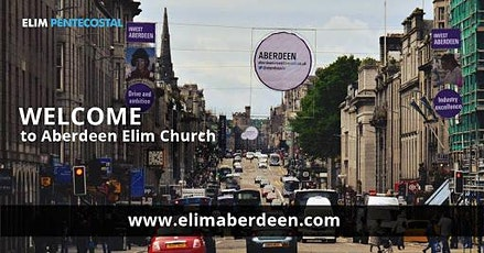 Aberdeen Elim Family church tickets