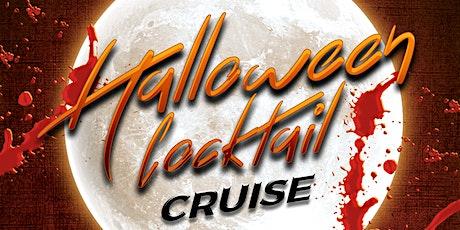 Haunted Halloween Evening Booze Cruise on Sunday, October 31st tickets