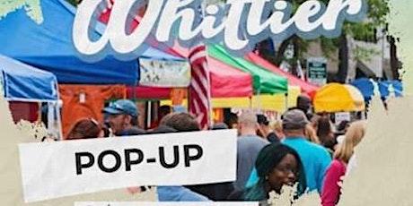 Weekends On Whittier Pop - Up  Artist Shops tickets