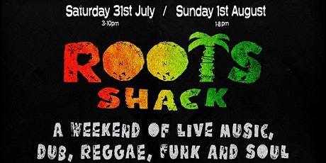 Roots Shack tickets
