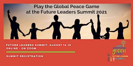 Boston GreenFest 2021 Virtual Future Leaders Summit Registration tickets