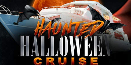 Haunted Halloween Night Booze Cruise on Saturday, October 30th tickets