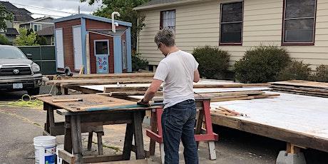 Beacon Village Construction Volunteer Shift tickets