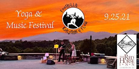 Foothills Rhythm & Flow tickets