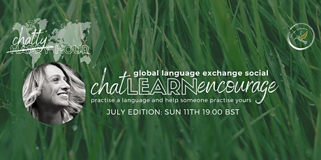 Emerge Collective: CHATTY HOUR global language exchange social tickets