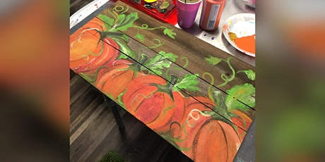 Vintage Pumpkins: Glen Burnie, Sidelines: with Artist Katie Detrich! tickets