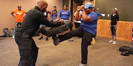 FREE Virtual Women's Self-Defense Workshop tickets
