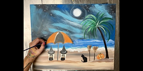Sold Out! Beach Witch: Pasadena, Greene Turtle with Artist Katie Detrich! tickets