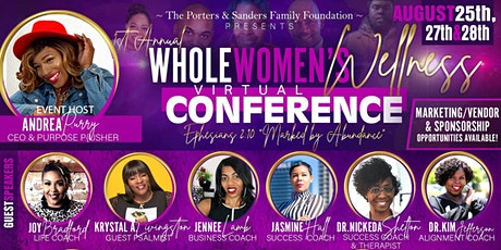 Whole Women's  Wellness Conference tickets