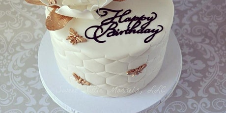 Covering Real Cakes with Fondant at Fran's Cake and Candy Supplies tickets