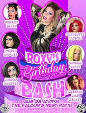 Roxy's Birthday Bash tickets
