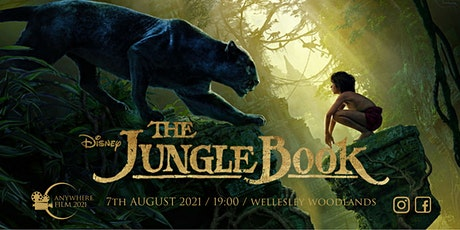Anywhere Film @ Wellesley Woodlands | The Jungle Book tickets