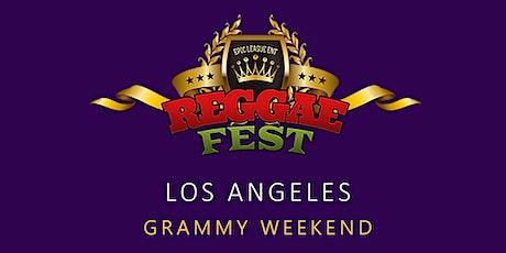 Reggae Fest LA Grammy Weekend  at Globe Theatre  Los Angeles tickets