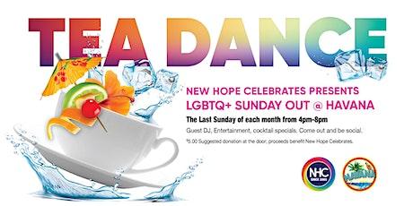 Monthly LGBTQ+ Tea Dance tickets