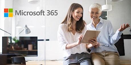 Využívejte možnosti Microsoft 365 na maximum tickets