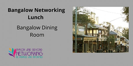 Lunch - Bangalow - 26th. August 2021 tickets
