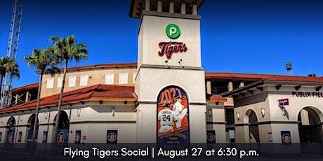 Flying Tigers Social tickets