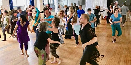Free  Form Dance w/ the L.A. Dance Collective (every Saturday) (In-Person) tickets