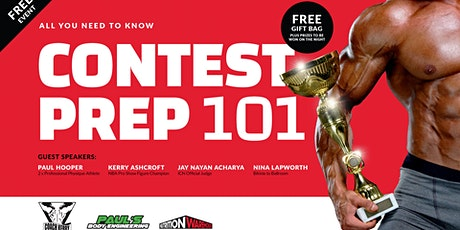 Contest Prep 101 tickets