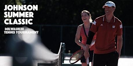 8th Annual Johnson Summer Classic Tennis Tournament tickets